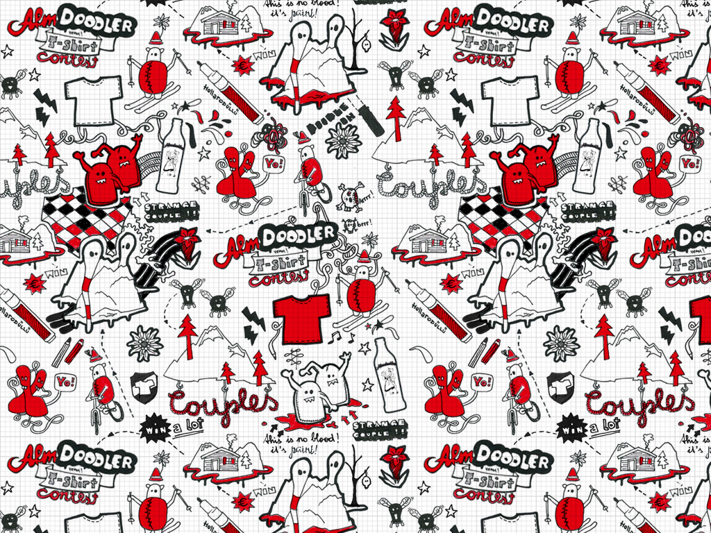 Shirt design wallpaper - Portfolio Clients Imprint Raw